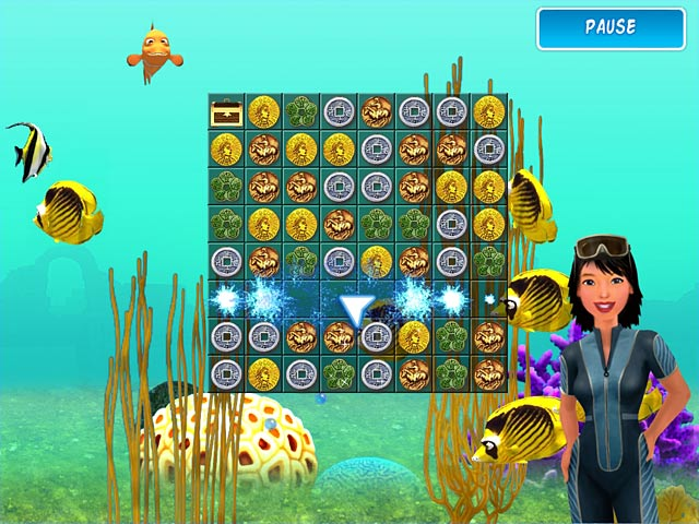 Game screenshot 2 Tropical Dream: Underwater Odyssey