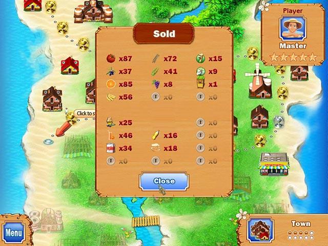 Game screenshot 2 Tropical Farm