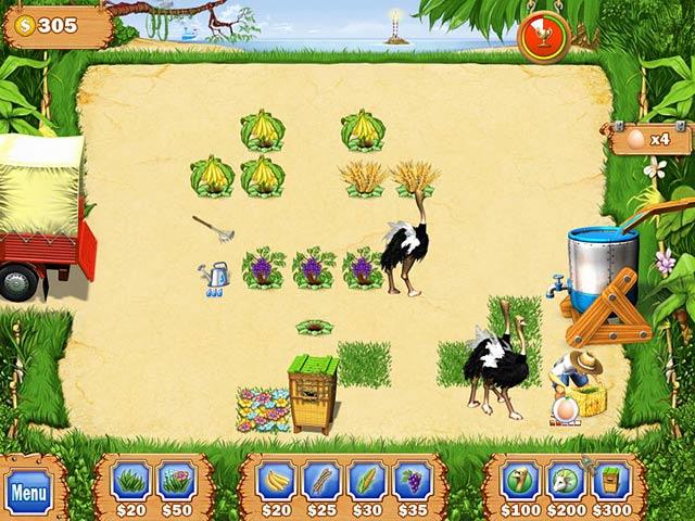 Game screenshot 3 Tropical Farm