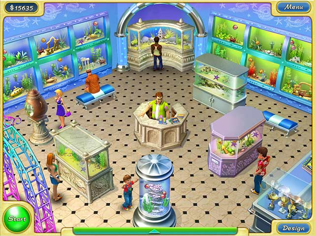 tropical fish shop 2 ipad iphone android mac pc
