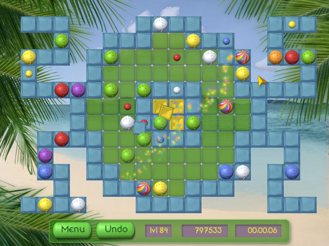 Game screenshot 3 Tropical Puzzle