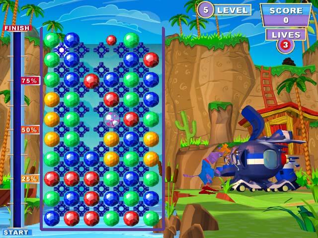 Game screenshot 1 Trouballs