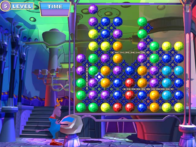 Game screenshot 2 Trouballs