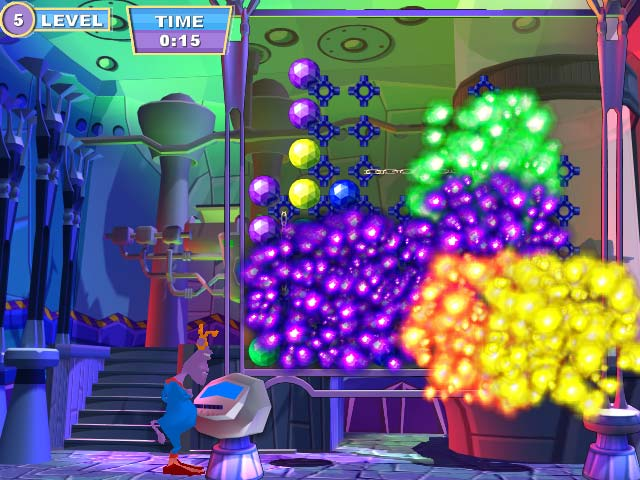 Game screenshot 3 Trouballs