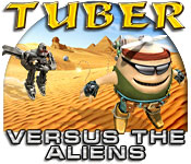 Feature screenshot game Tuber versus the Aliens