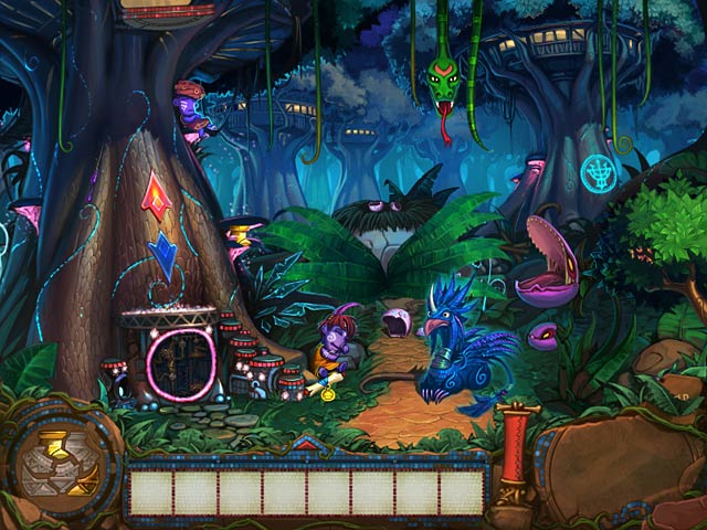 Game screenshot 1 Tulula: Legend of a Volcano