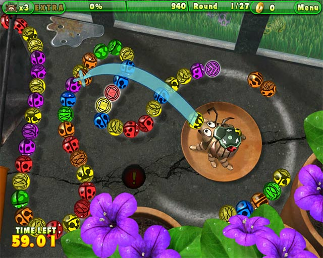 Game screenshot 2 Tumblebugs 2