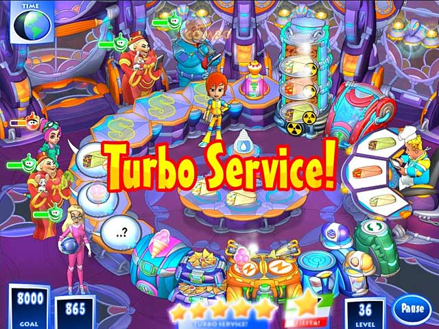 Game screenshot 3 Turbo Fiesta