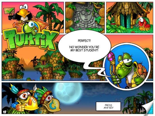 Game screenshot 3 Turtix