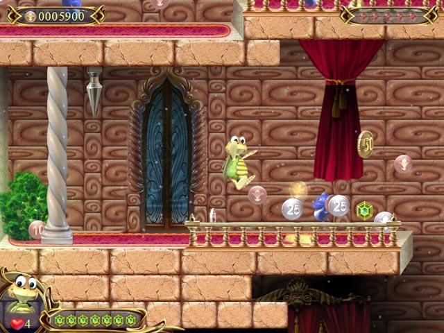 لعبة المغامرات المحبوبة والممتعة لعبة السلحفاة Turtle Odyssey