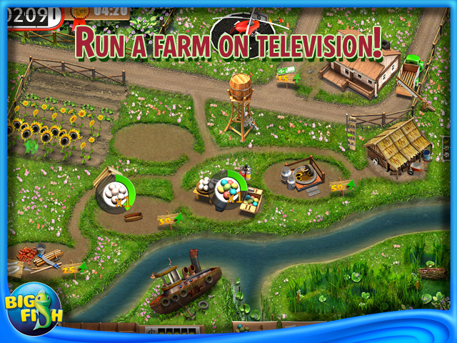 Tv farm ipad iphone android mac pc game big fish for Big fish games android