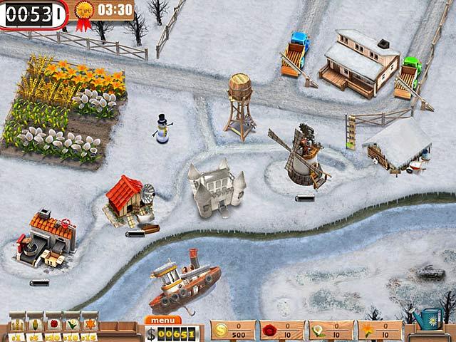 Game screenshot 2 TV Farm