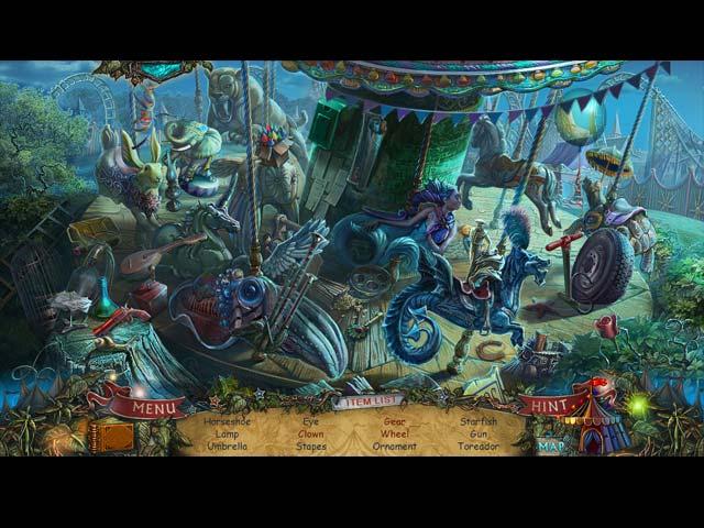 Game screenshot 1 Twilight Phenomena: The Incredible Show