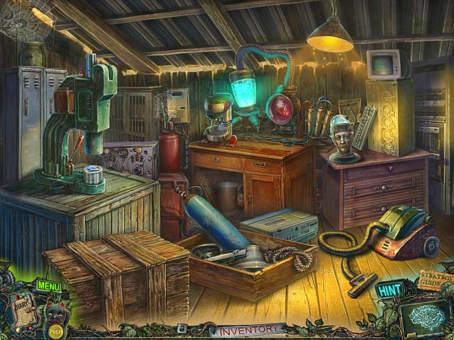 Game screenshot 1 Twilight Phenomena: The Lodgers of House 13 Collector's Edition