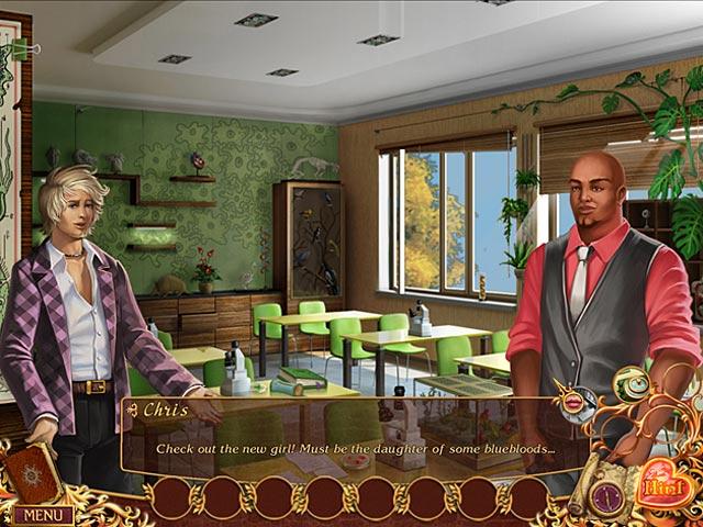Game screenshot 1 Twilight School