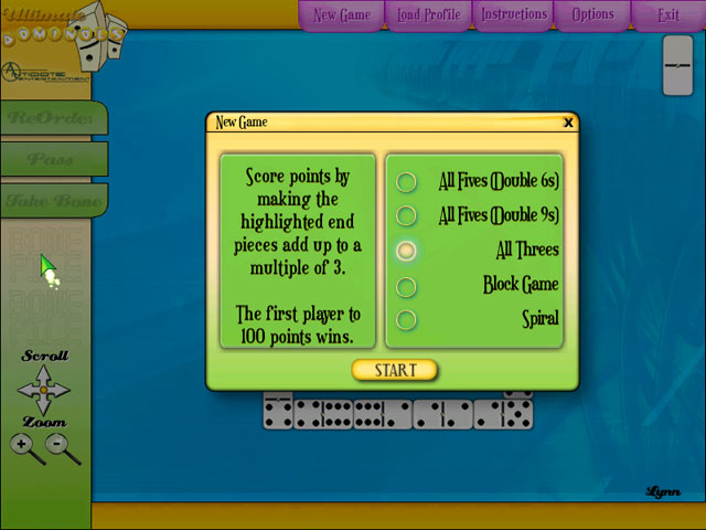 Game screenshot 2 Ultimate Dominoes