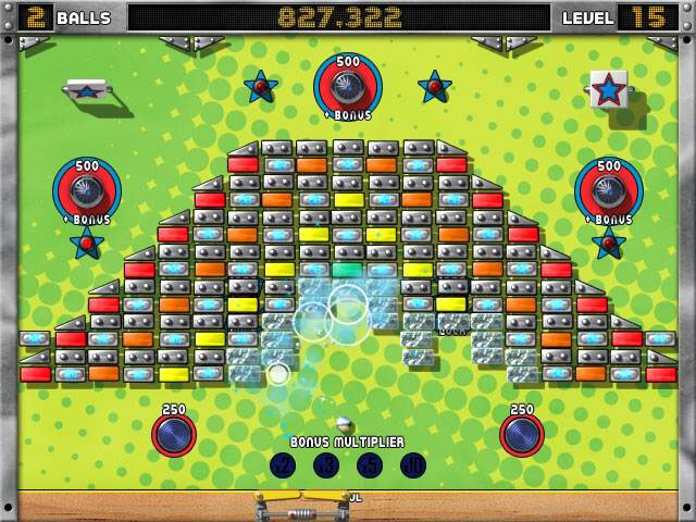 Ultraball ipad iphone android mac pc game big fish for Fish computer game
