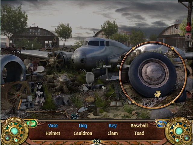 Game screenshot 1 Unsolved Mystery Club: Amelia Earhart