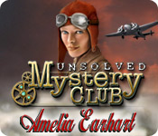 Unsolved Mystery Club: Amelia Earhart