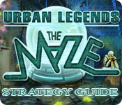 Urban Legends: The Maze Strategy Guide