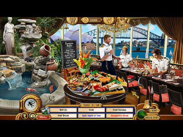 Game screenshot 1 Vacation Adventures: Cruise Director 6 Collector's Edition