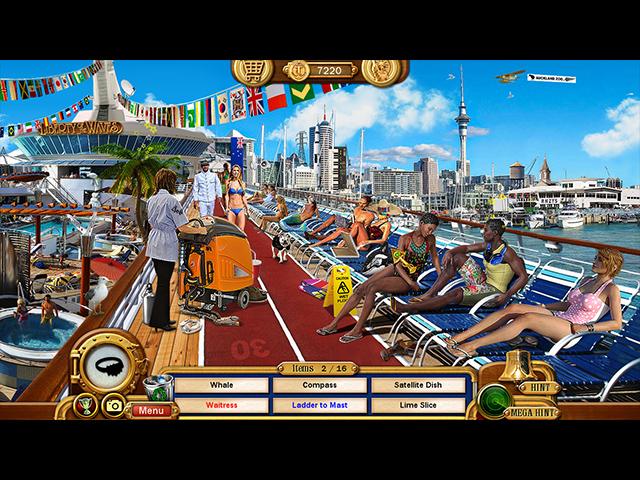 Game screenshot 3 Vacation Adventures: Cruise Director 6