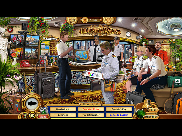 Vacation Adventures: Cruise Director 7 Collector's Edition img