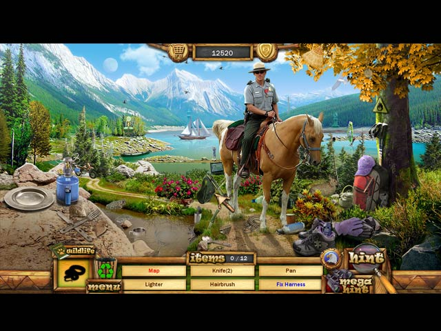 Game screenshot 1 Vacation Adventures: Park Ranger 3