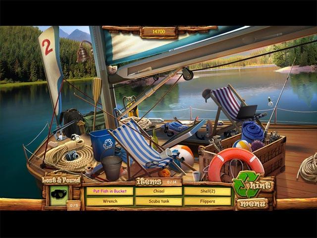 Game screenshot 1 Vacation Adventures: Park Ranger
