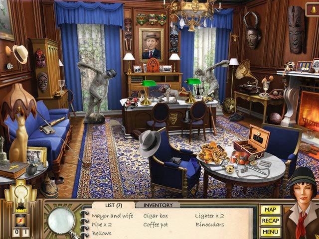 Game screenshot 1 Valerie Porter and the Scarlet Scandal