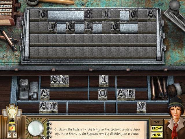 Game screenshot 3 Valerie Porter and the Scarlet Scandal