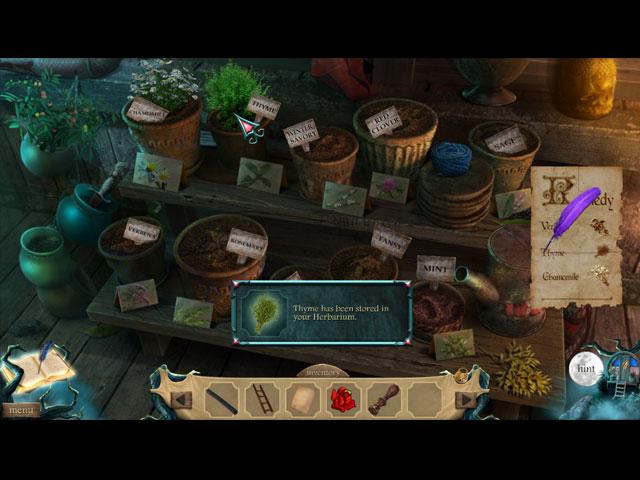 Game screenshot 3 Vampire Legends: The Untold Story of Elizabeth Bathory