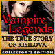 Vampire Legends: The True Story of Kisilova Collector's Edition - Mac