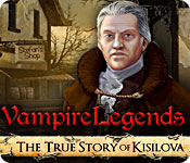 Vampire Legends: The True Story of Kisilova Walkthrough