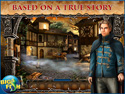 Screenshot for Vampire Legends: The True Story of Kisilova Collector's Edition
