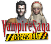 Vampire Saga: Break Out Walkthrough