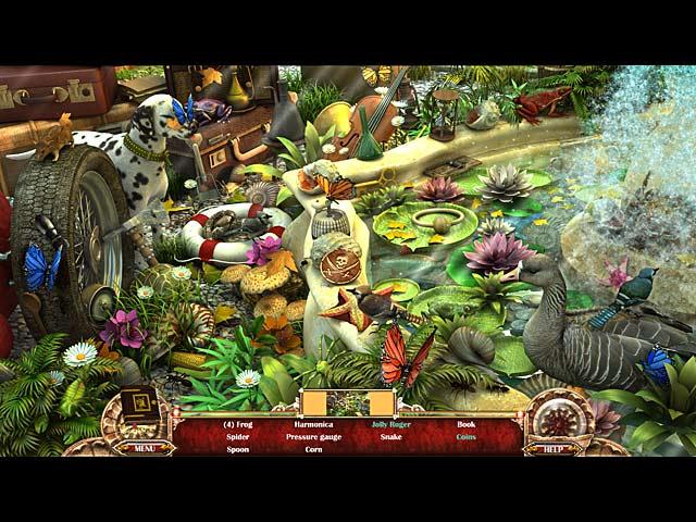 Game screenshot 1 Vampire Secrets: Eternal Love