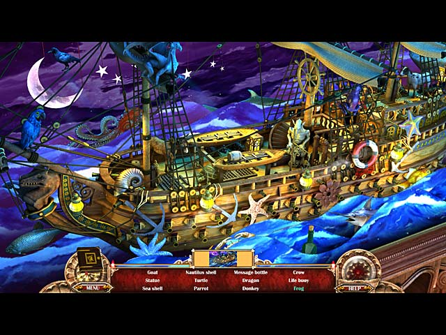Game screenshot 3 Vampire Secrets: Eternal Love
