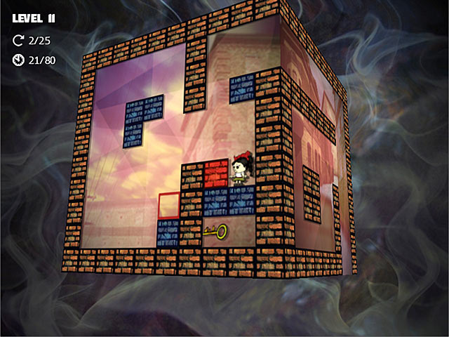 Game screenshot 1 Vanessa Saint-Pierre Delacroix and Her Nightmare