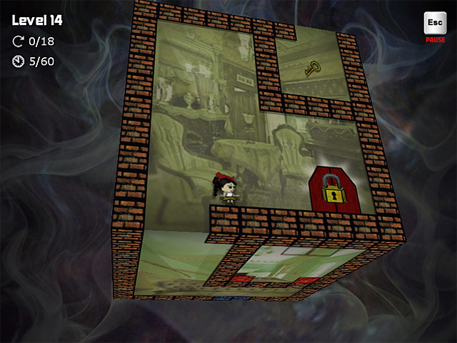 Game screenshot 2 Vanessa Saint-Pierre Delacroix and Her Nightmare