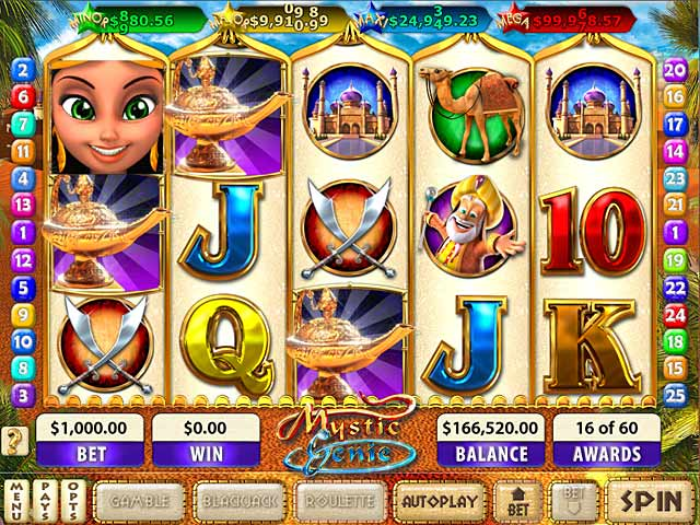Video for Vegas Penny Slots 3