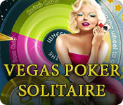 Feature screenshot game Vegas Poker Solitaire