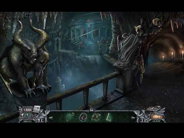 Vermillion Watch 2: Fleshbound Screen2