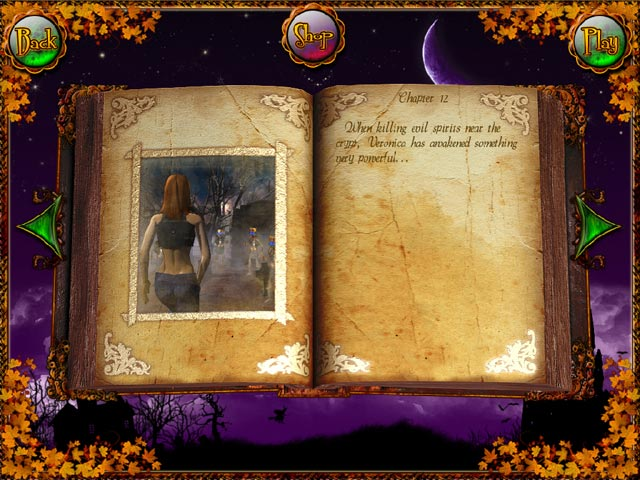 Game screenshot 3 Veronica and the Book of Dreams