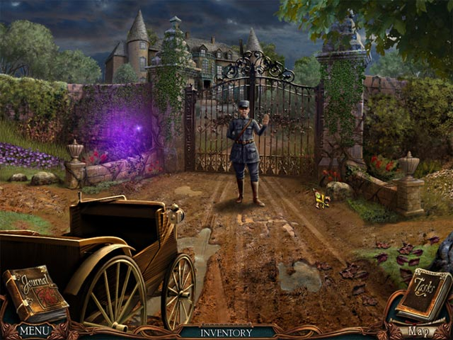 Game screenshot 3 Victorian Mysteries: The Yellow Room