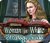 Victorian Mysteries: Woman in White Strategy Guide