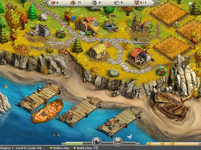 Game screenshot 1 Viking Saga: New World