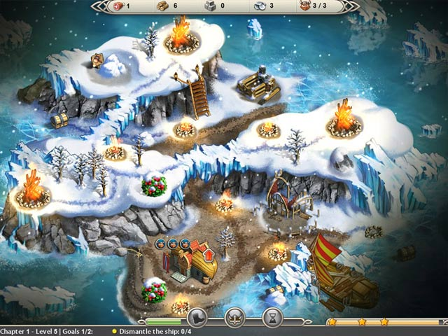 Game screenshot 2 Viking Saga: New World