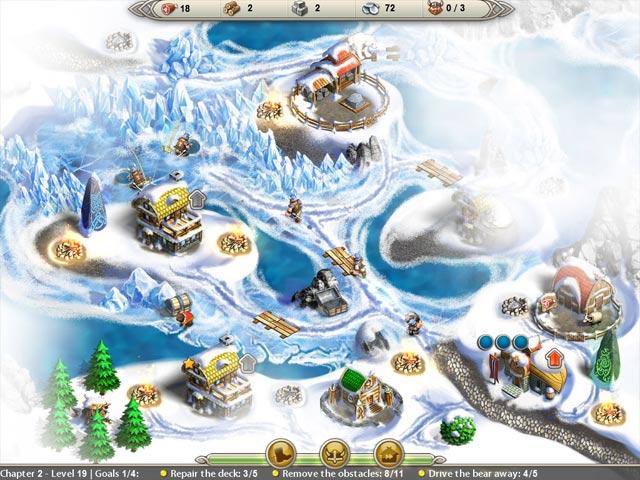 Game screenshot 2 Viking Saga
