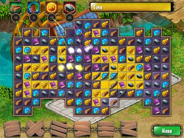 Game screenshot 3 Village Quest